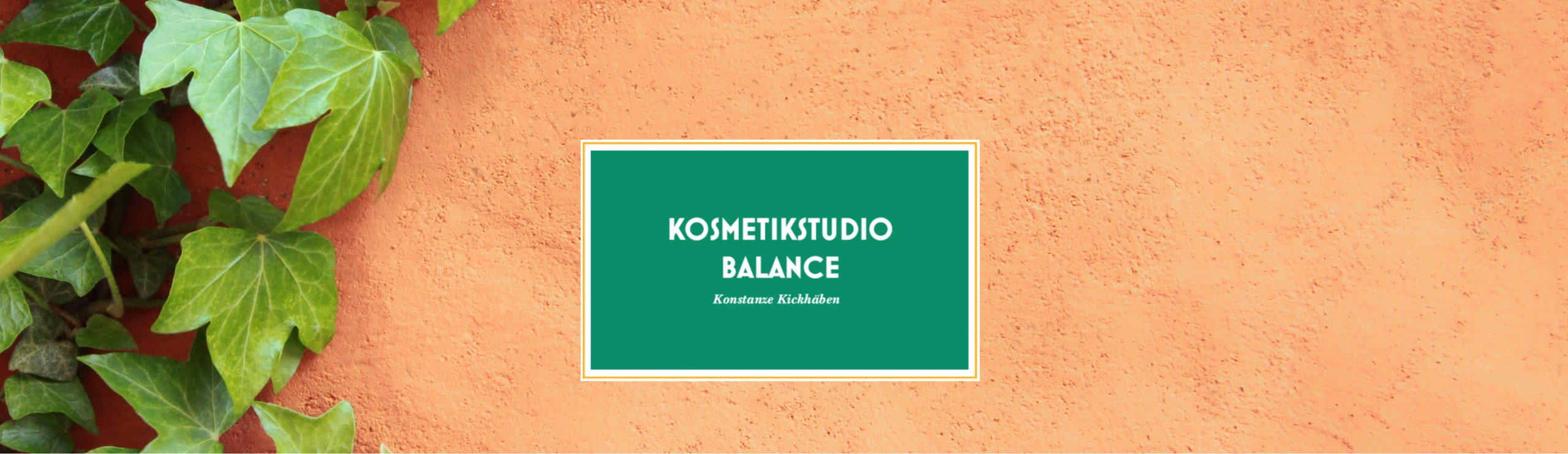 Kosmetikstudio Balance Scharnebeck